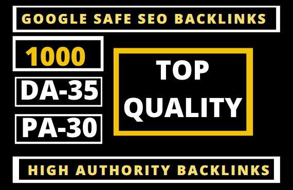 1000 WEB 2.0 PBNs With 1000+ 11 Deferent Platform SEO Backlinks HQ Links Rank Your Website