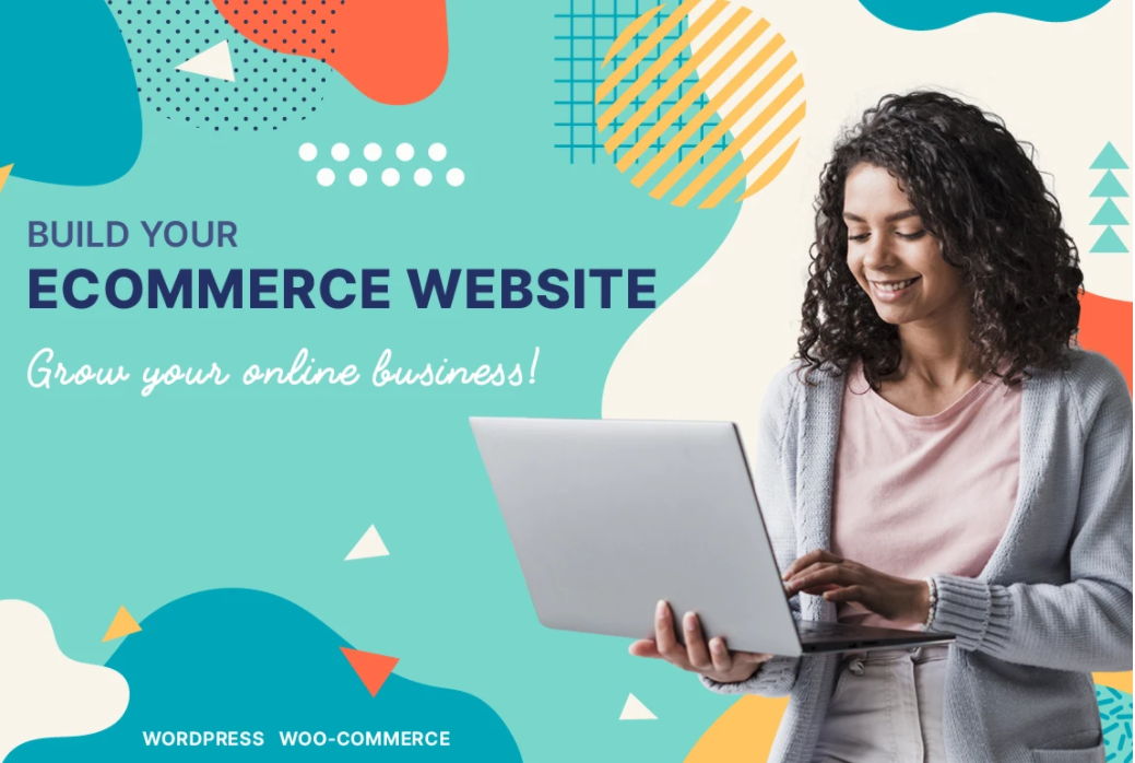 I will build a WordPress eCommerce website