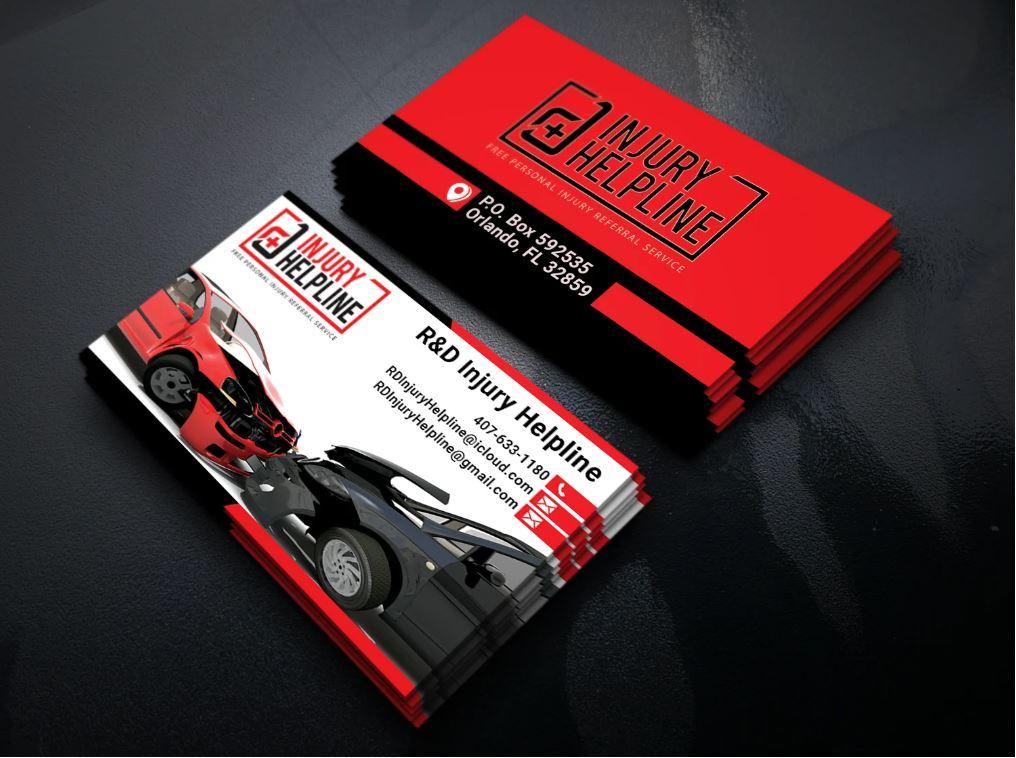 Design unique and professional business Card