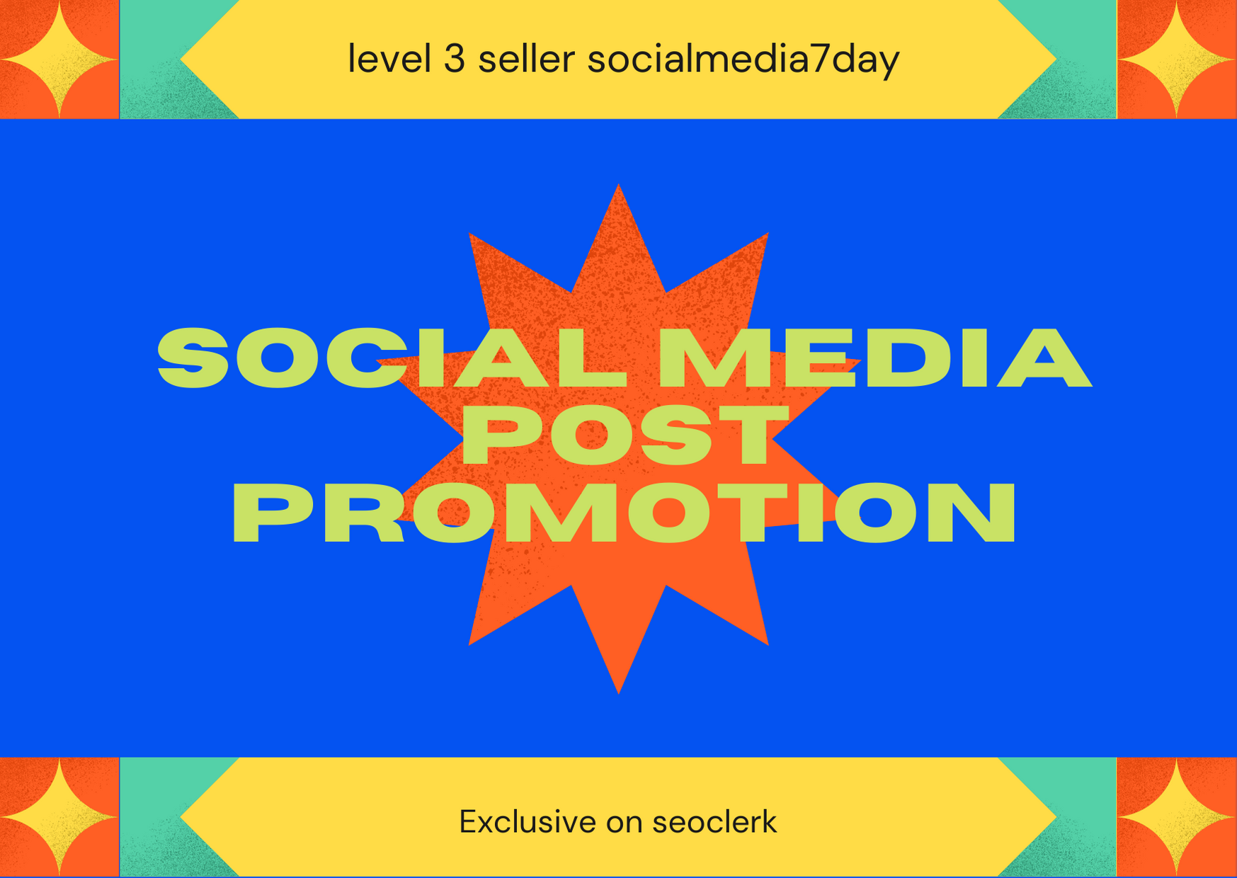 Boost your social media for ranking & Seo