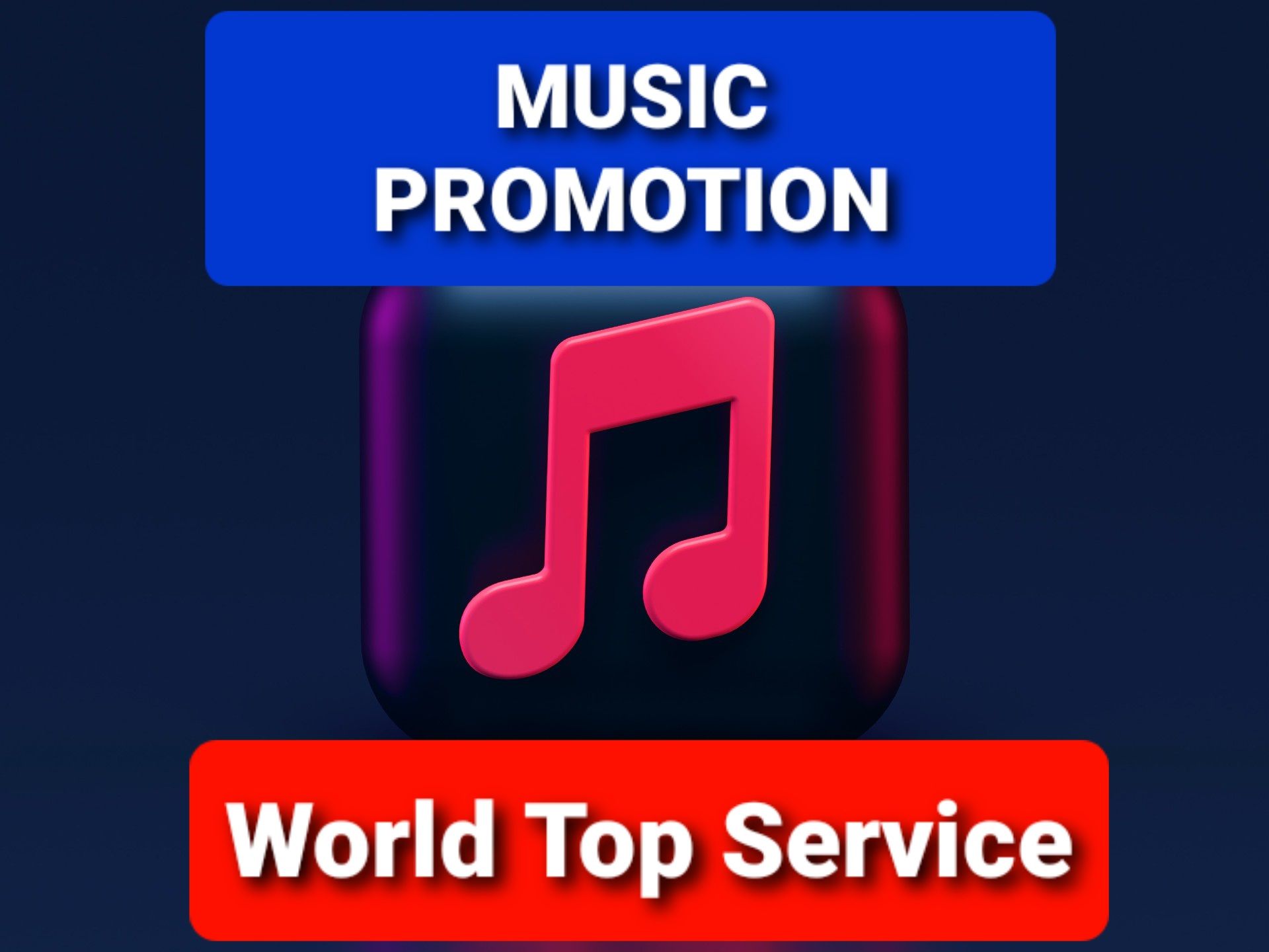 Do Best Organic Music Promotion For Your Music Song