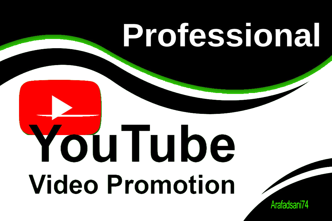 Best organic YouTube video promotion