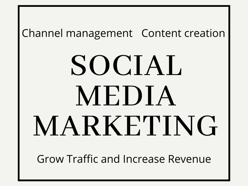 Professional social media marketing manager - Help to maintain your social presence