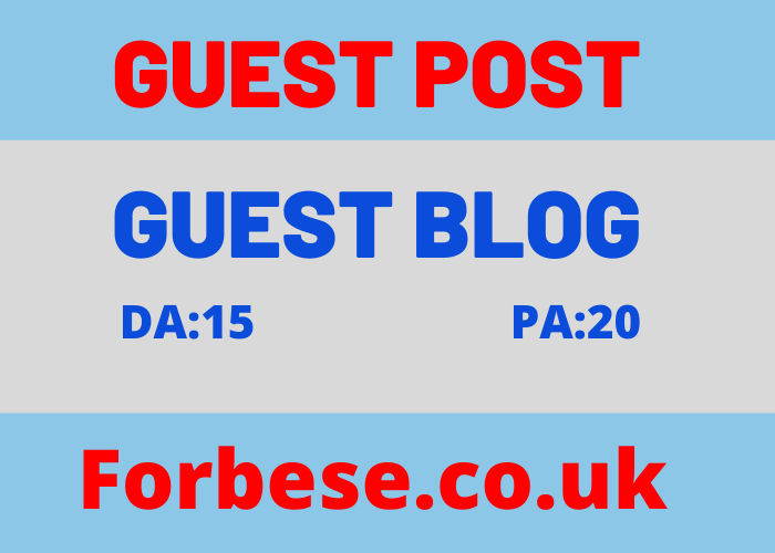 Publish Guest Posts On Forbese. co. uk High Magazine Website