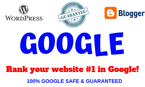 Rank Your Website First Google Pages High Domain Authority Seo Backlinks