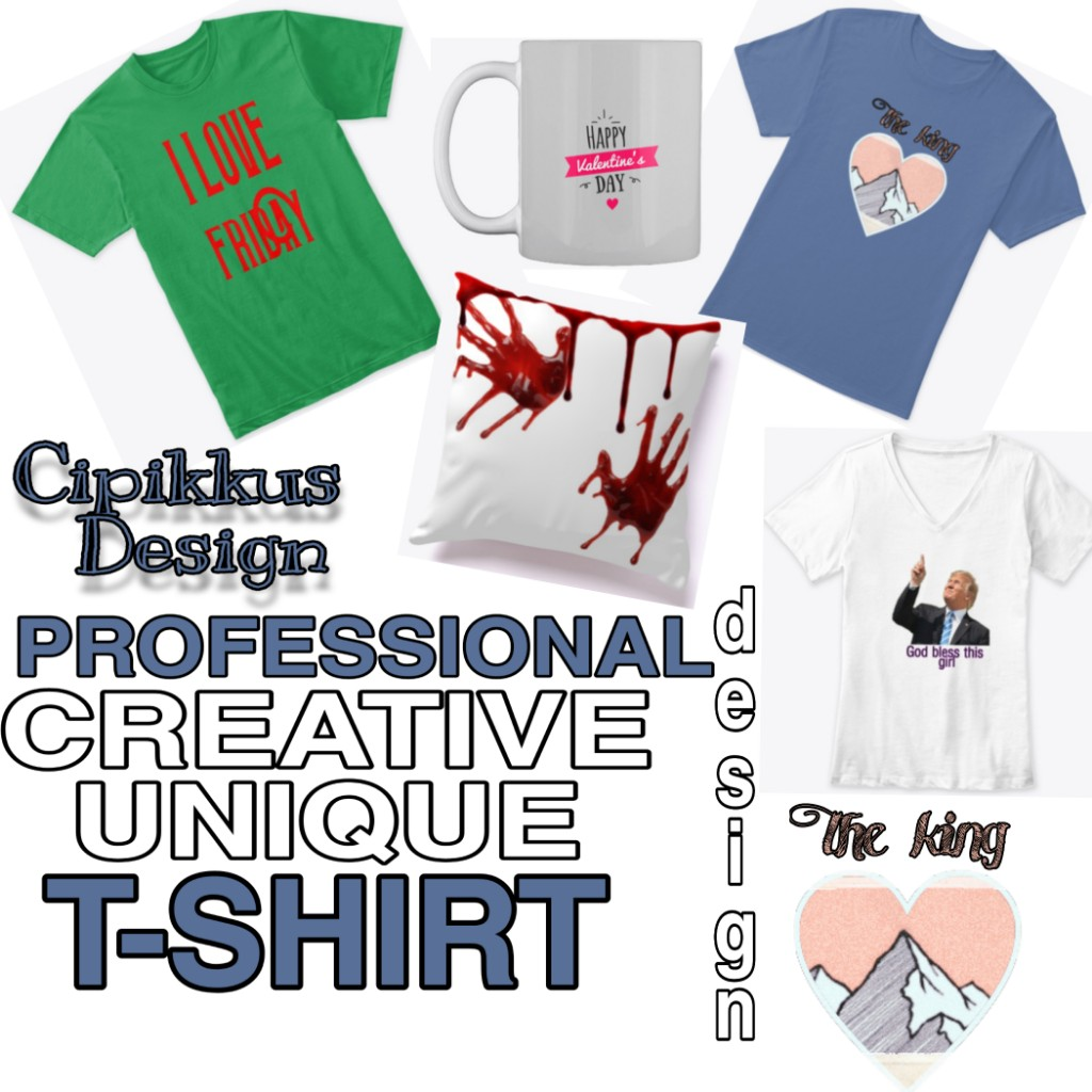T-SHIRT DESIGN maker - UNIQUE and PERFECT and CREATIVE