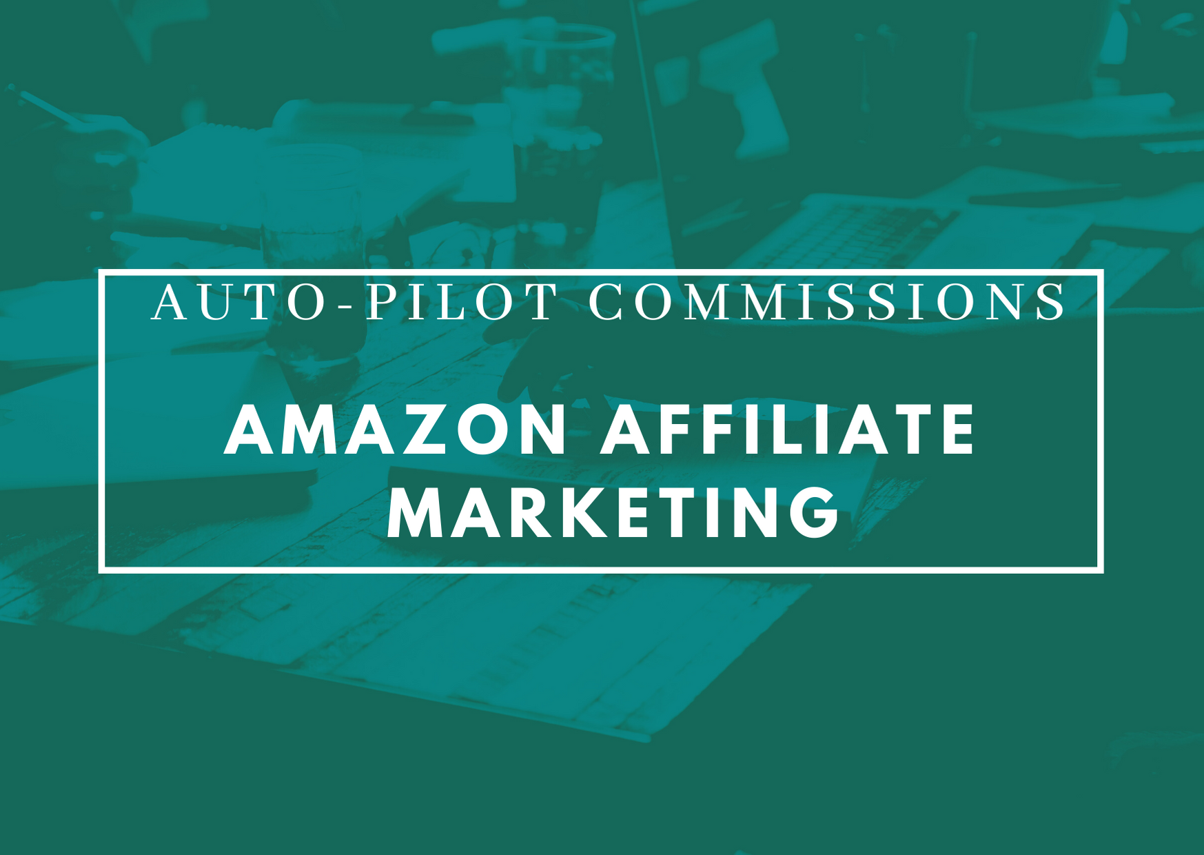 I will build money making amazon affiliate machine