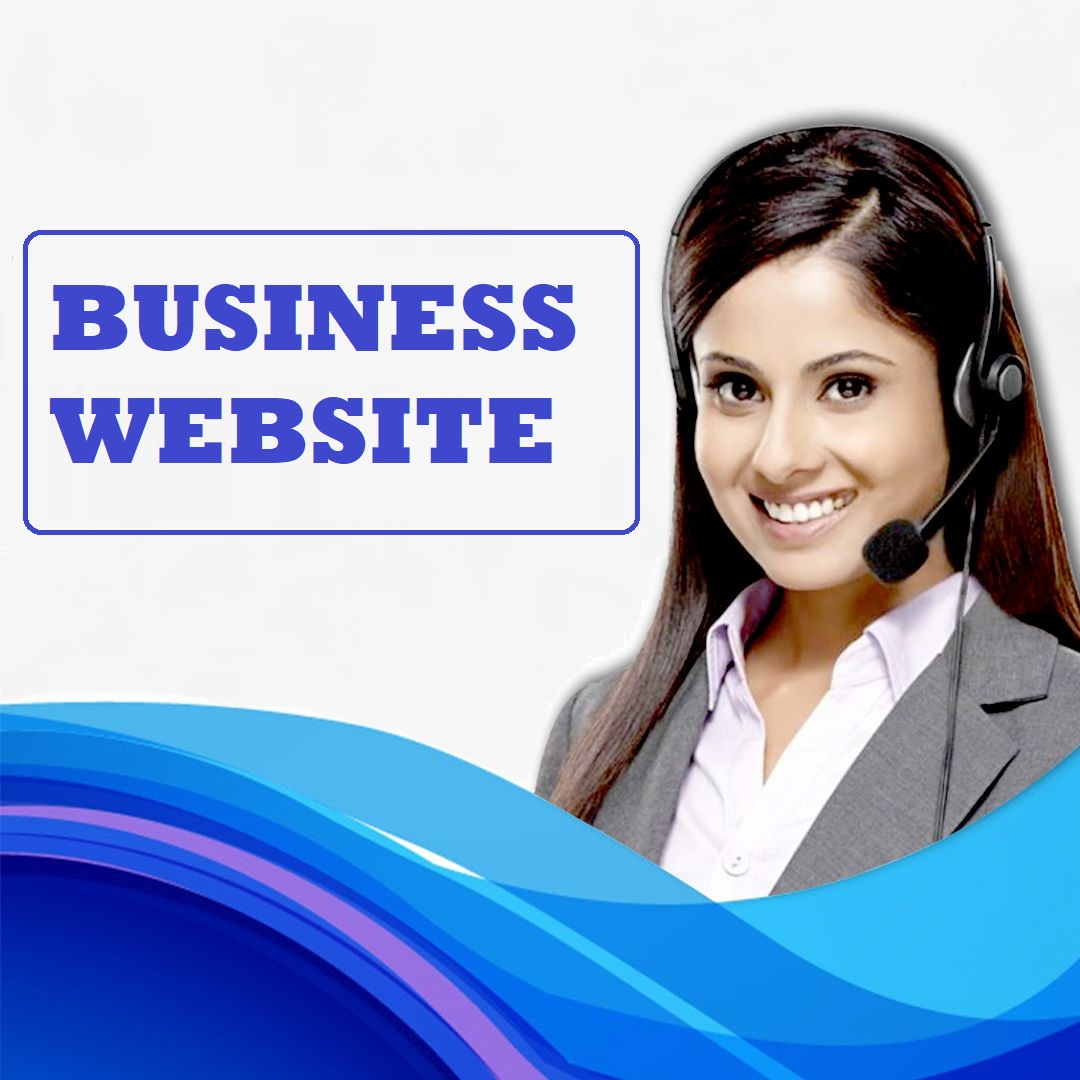 I will create a Stunning Business Website for Your Business