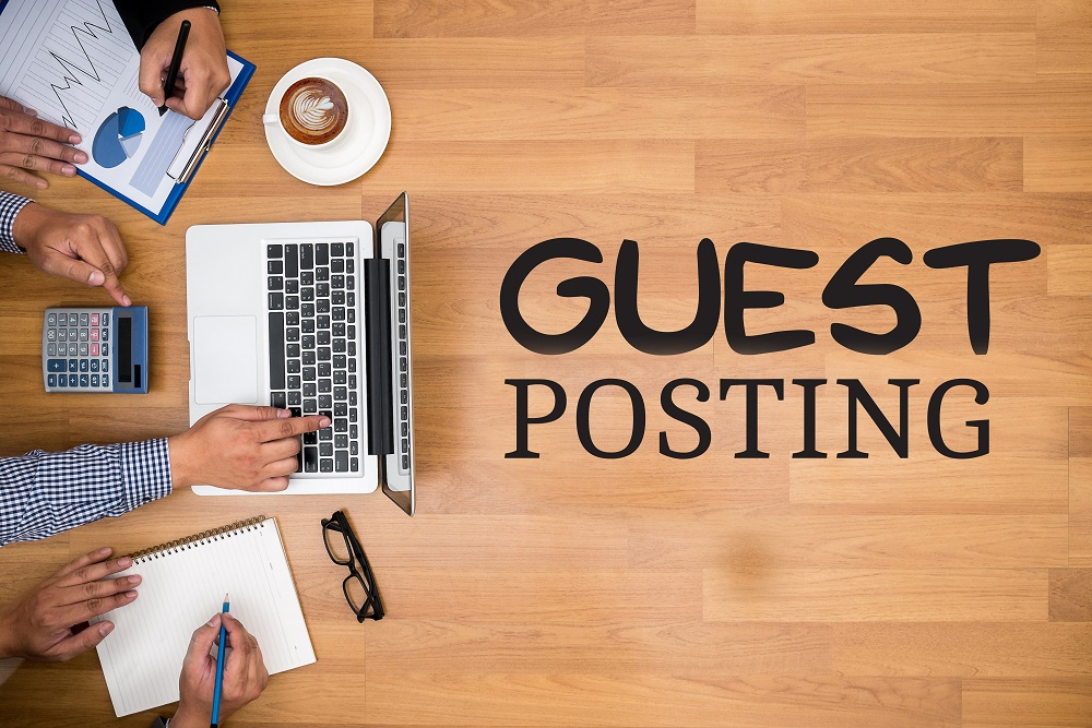 I'm providing 6 high authority guest posts index in google guaranty