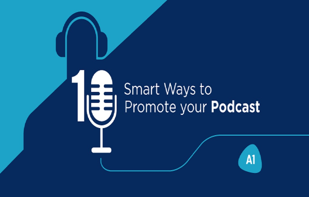 Successfully podcast promotion and top ranking