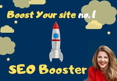 Make your website rocket with High quality back links