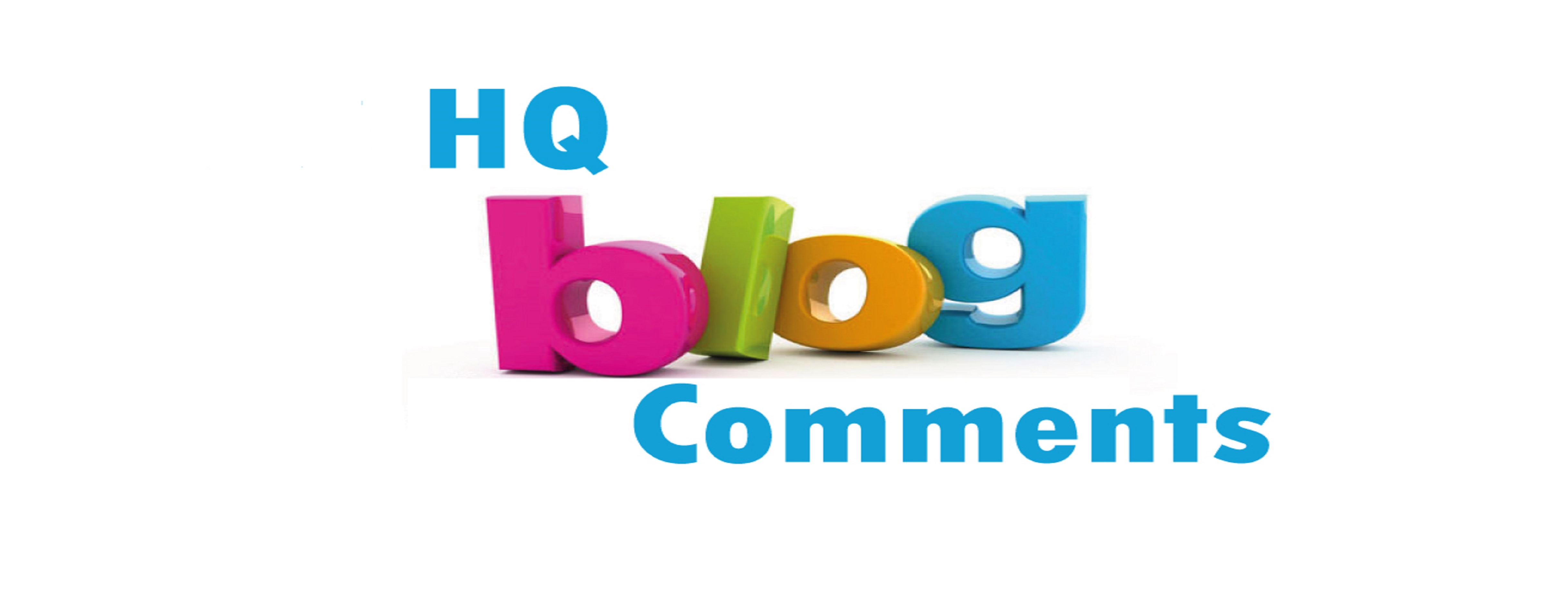 Do 60 High Quality SEO Blog Comments on High DA Websites