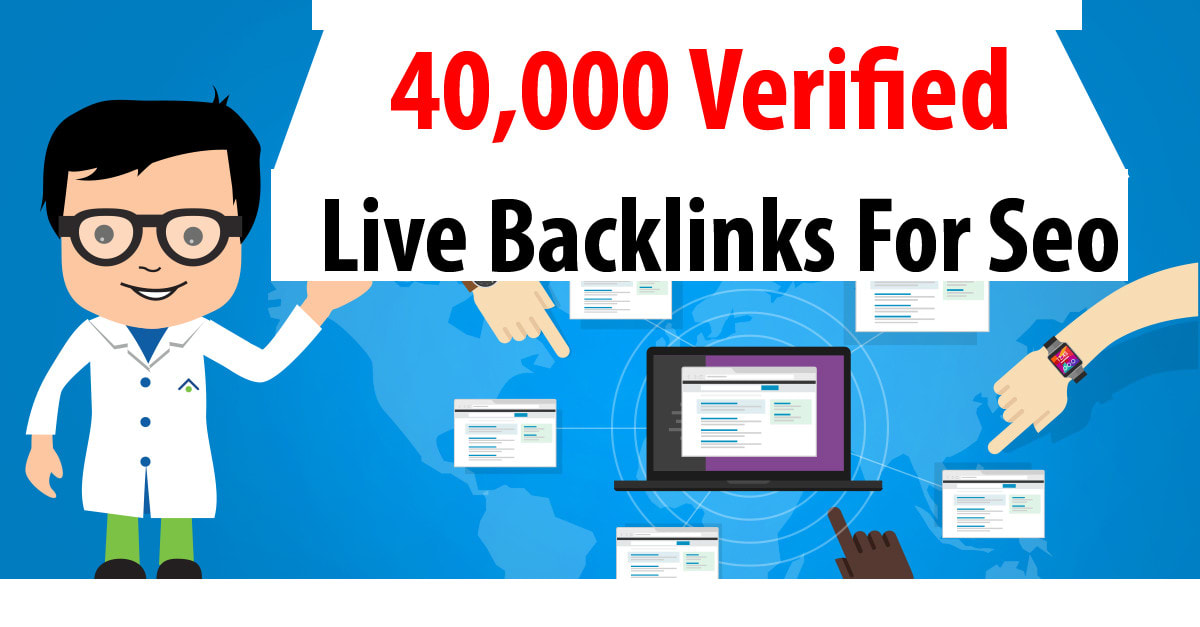 40,000 verified gsa ser backlinks for seo rankings