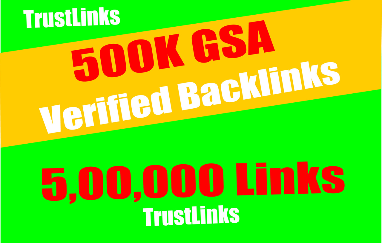 GSA Blast GSA SER To Create 5, 00,000 Backlinks