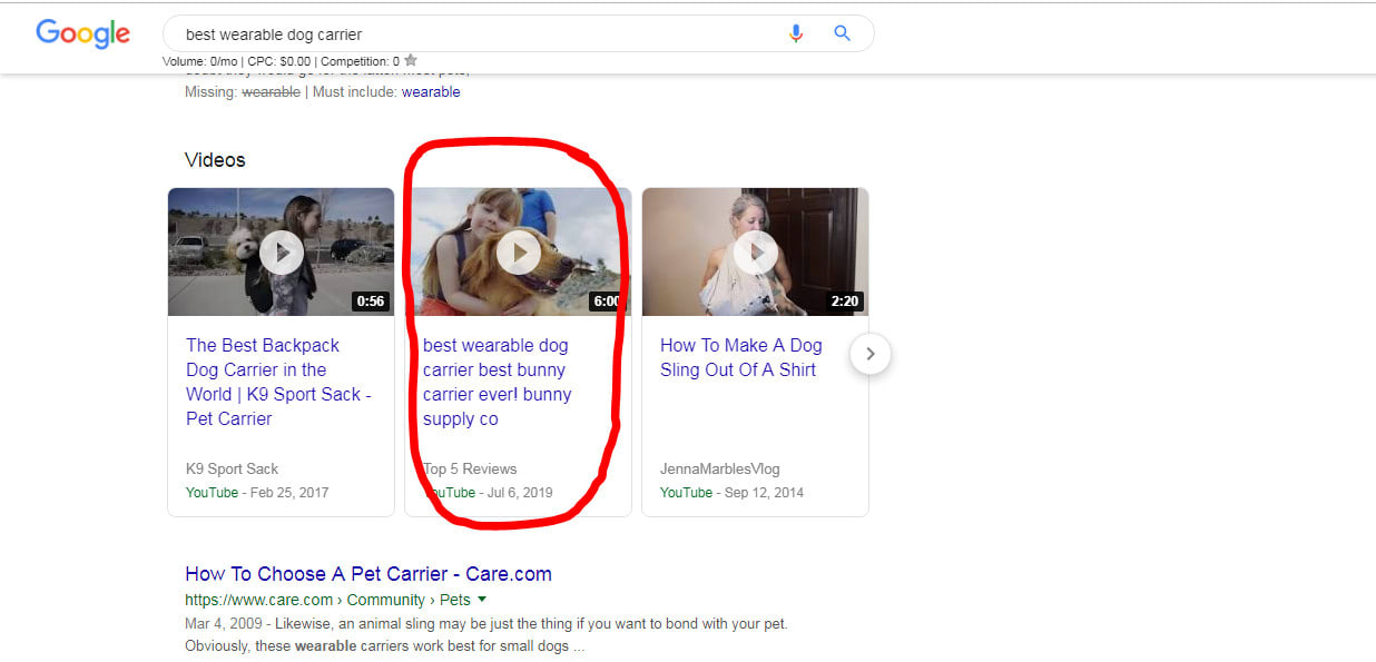 Rank Your Video Google And Youtube First Page