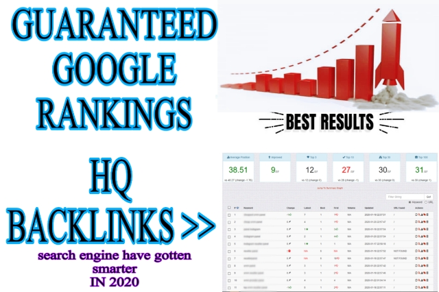 Land your site on Google 1st page with High DA PA Web 2.0 Backlinks