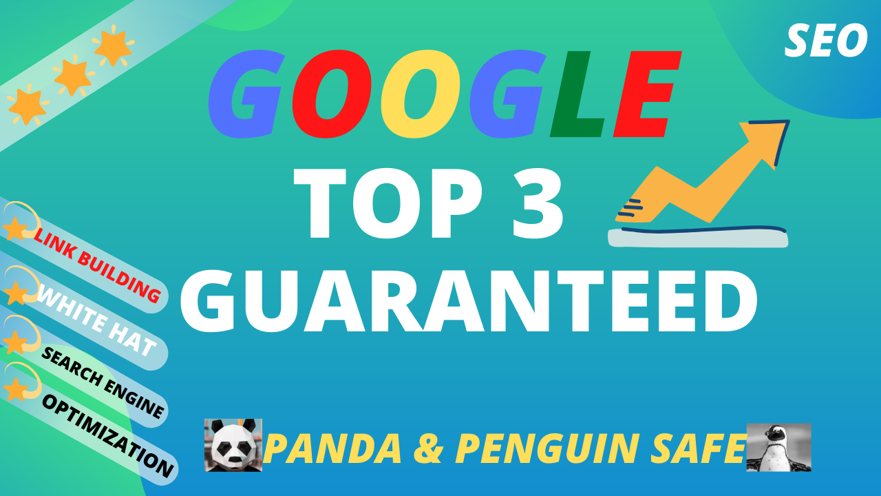 GOOGLE TOP 3 GUARANTEED APRIL UPDATE 2020