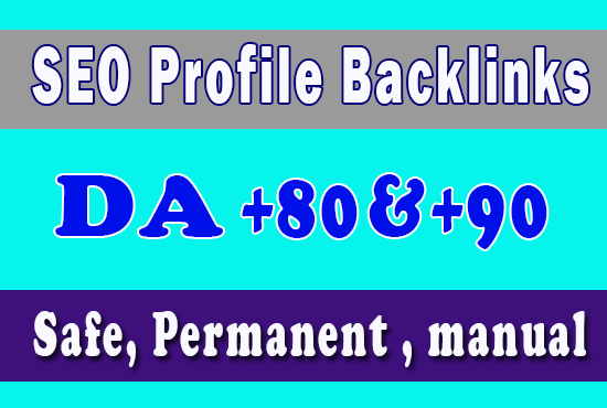 Ranking your website with powerful permanent dofollow manual SEO backlinks