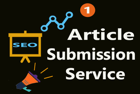 30 Unique Article Submission TO Unique Domain get do-follow Backlinks as well