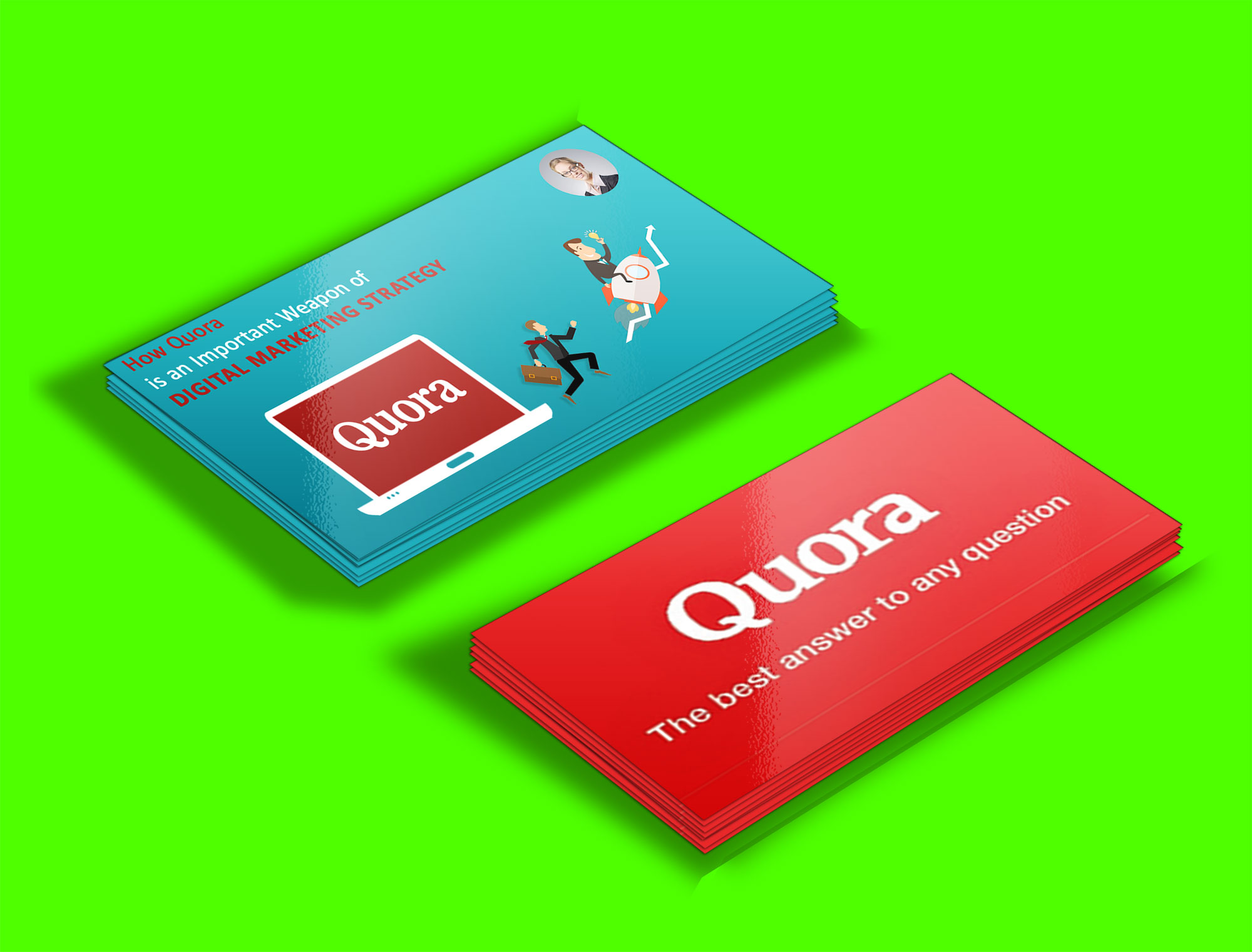 Guaranteed 25 Quora Answer with promote your website worldwide