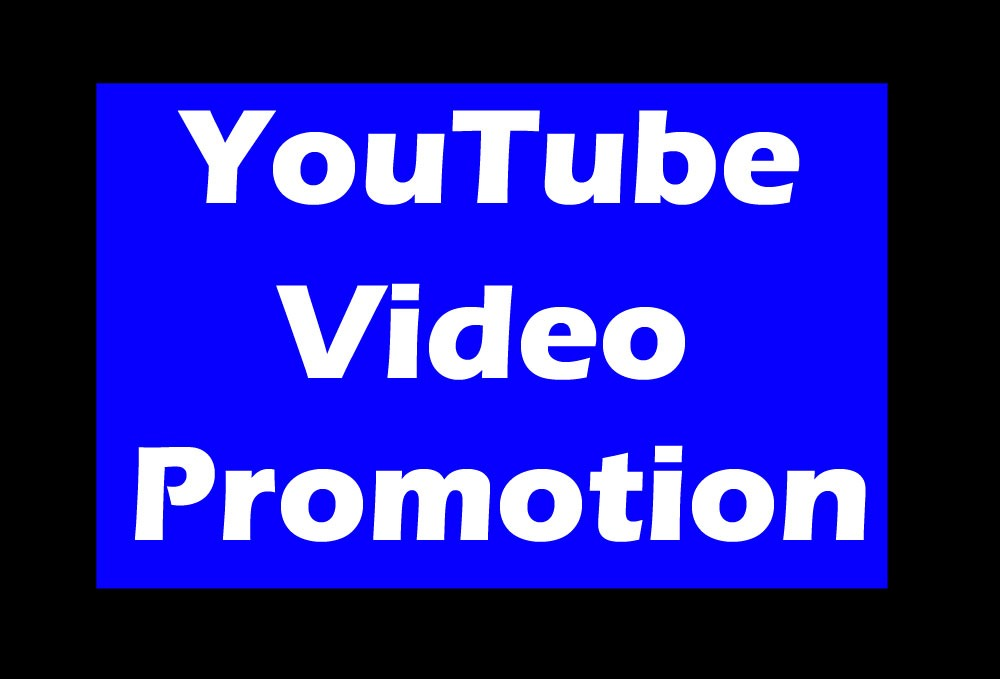 High Quality YouTube Video Promotion And Marketing with Fast Delivery