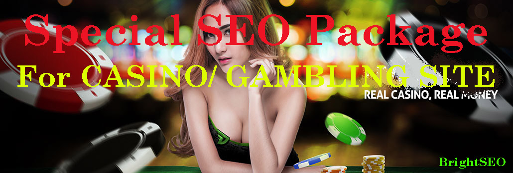 Special SEO Backlinks package for Casino/ Gambling website With 200k Tire-2 Links