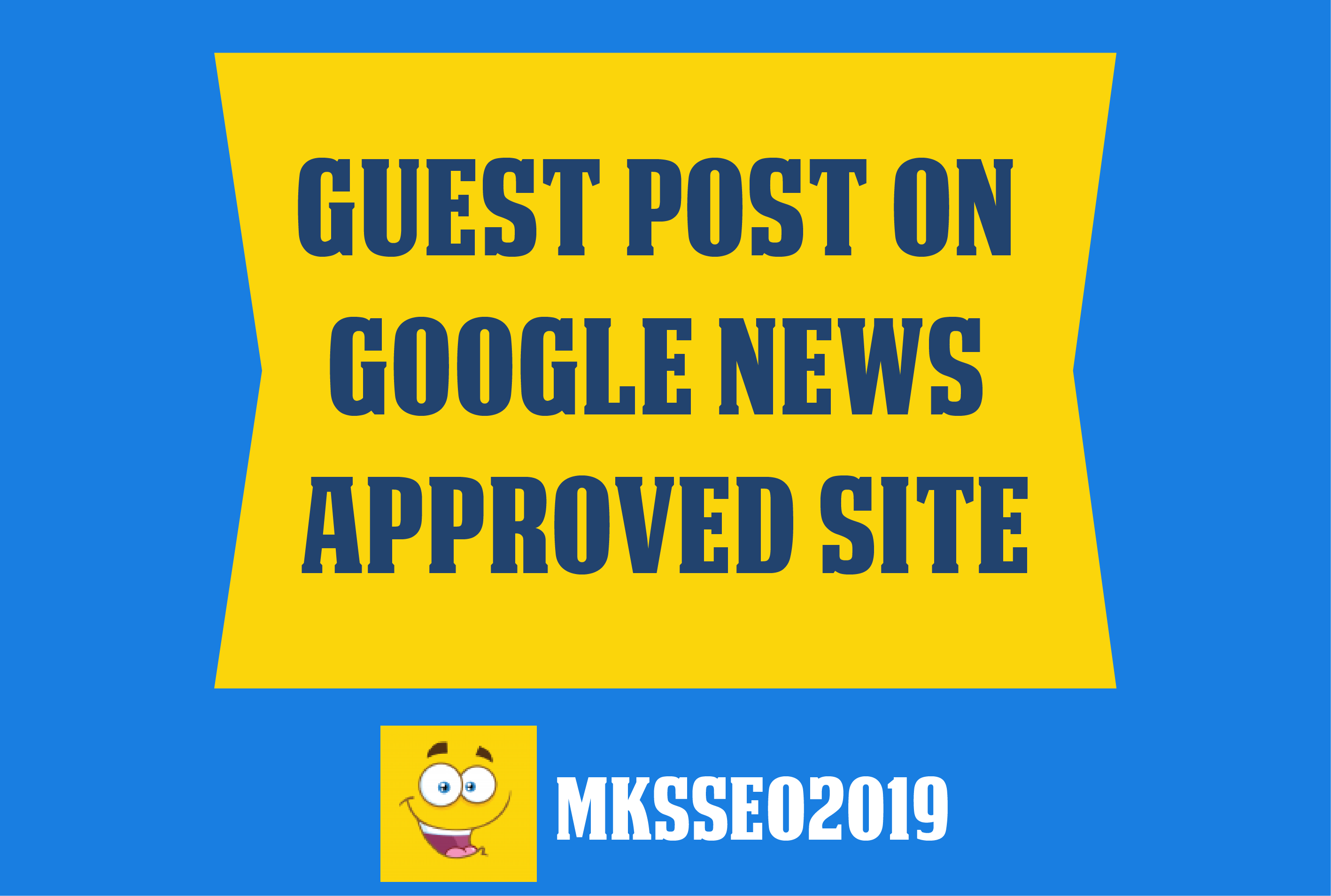 Guest Post on Google news approved Site