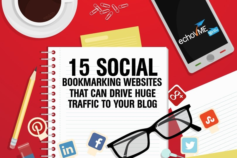 Add your website to 15 high quality social bookmarking sites