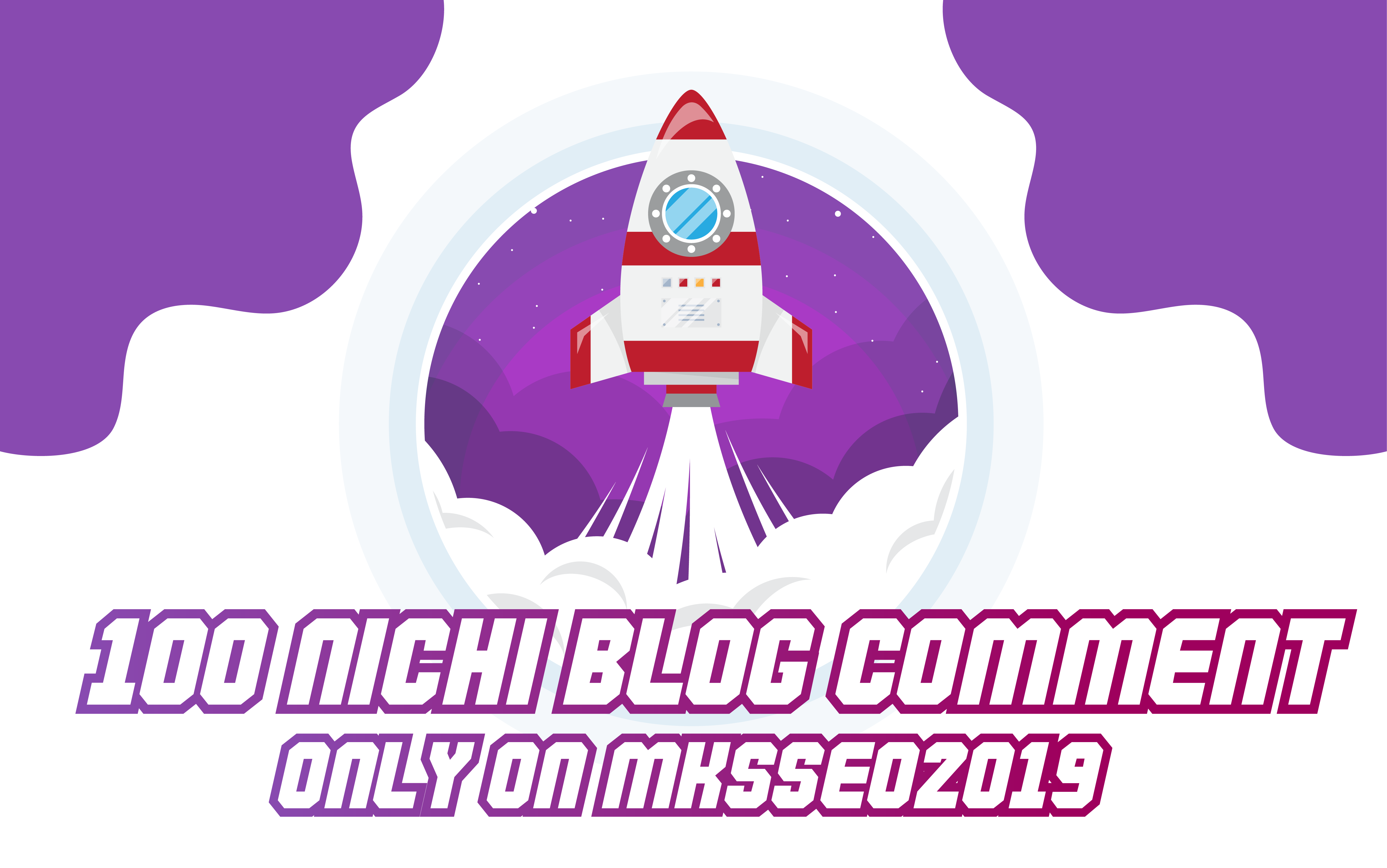 Get 100 Niche Blog Comment Manually Done