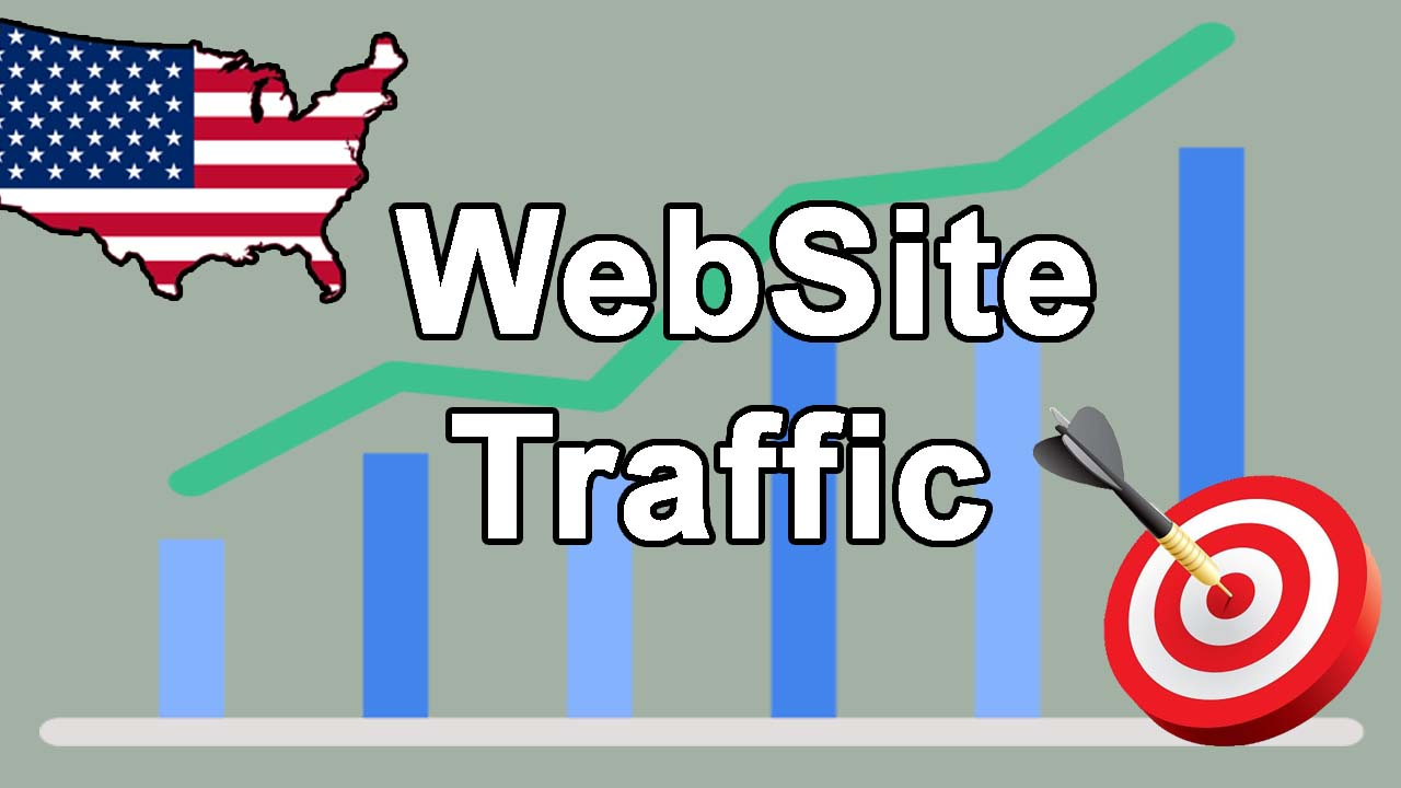 Get Targeted Unlimited United States Traffic for 15 Days For Blog Website E commerce and Other Store