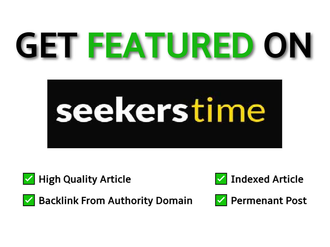 Publish Article on Seekerstime,  Seekerstime. com - Google News Approved