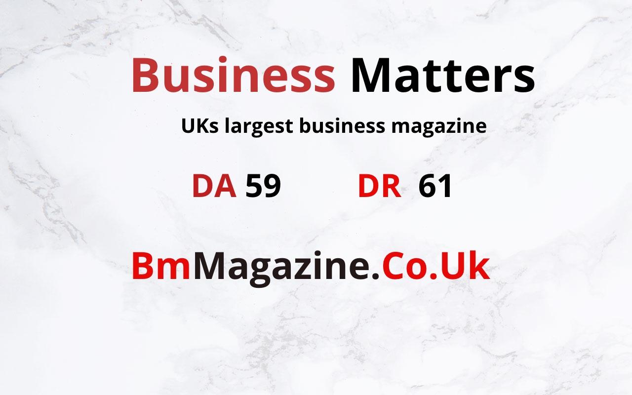 Publish dofollow Guest Post on Uk Magazine Blog BmMagazine. co. uk DA59
