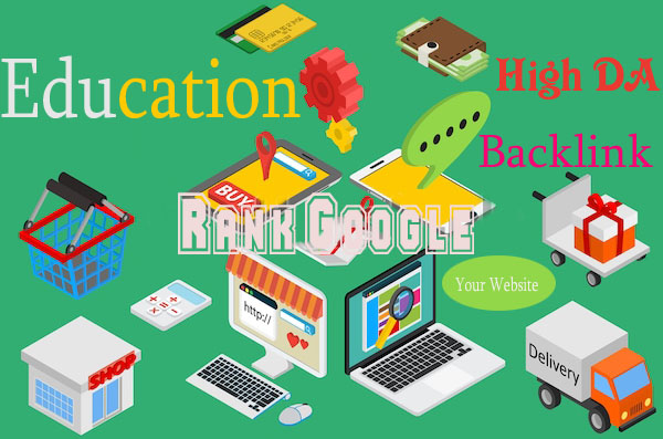 50 PRO seo backlink services white hat link building service