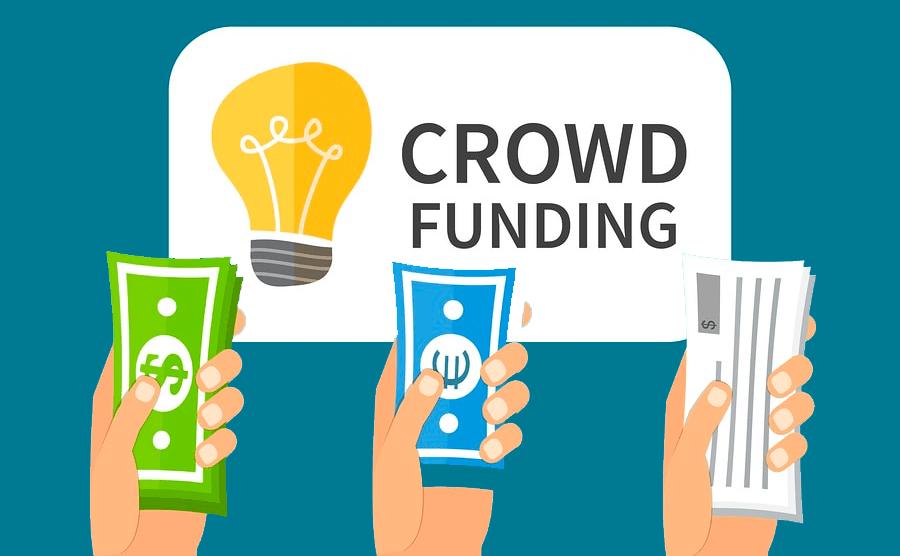 I will promote gofundme indiegogo kickstarter crowdfunding campaign infront of 150k