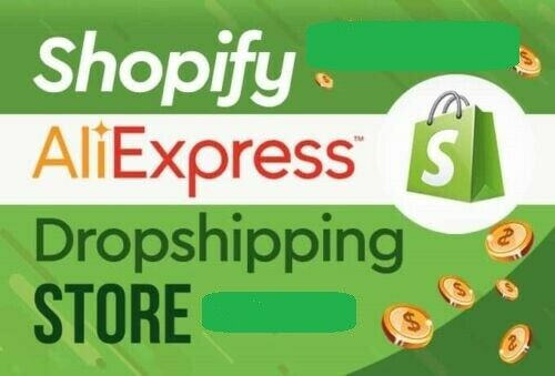 I Will Create New Aliexpress Shopify Dropshipping Store With 25000+ Products