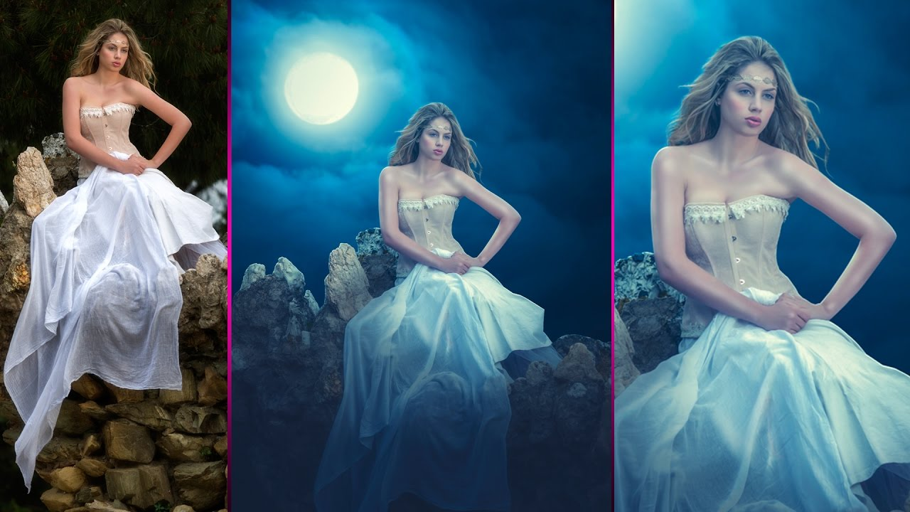 Photo Manipulation and retouching - Photoshop