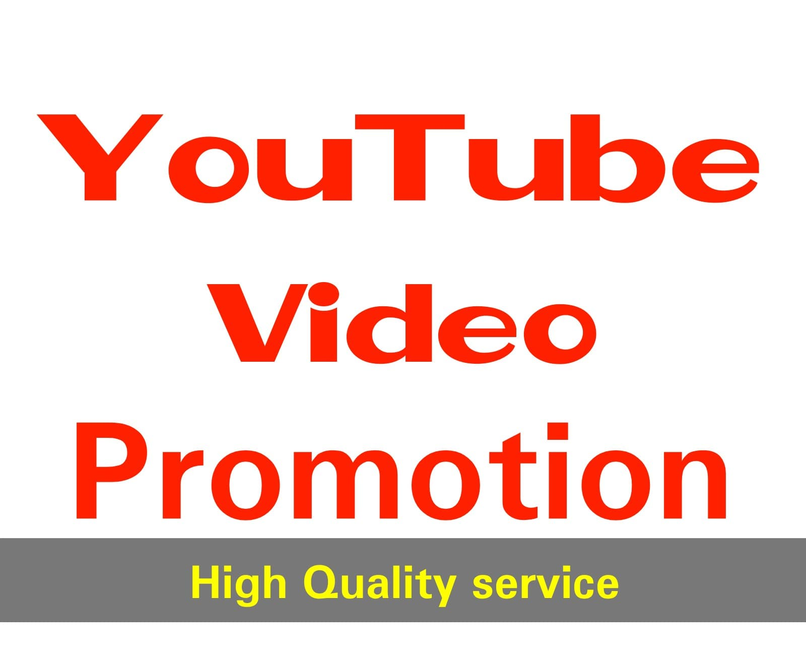 Quickly YouTube Video Marketing Promotion Noon Dropped Guaranteed