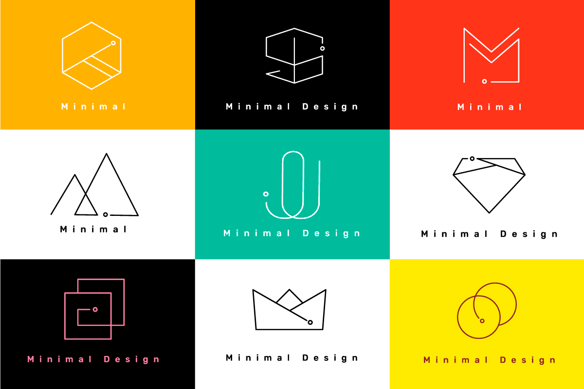i will create a clean professional eye catching logo design