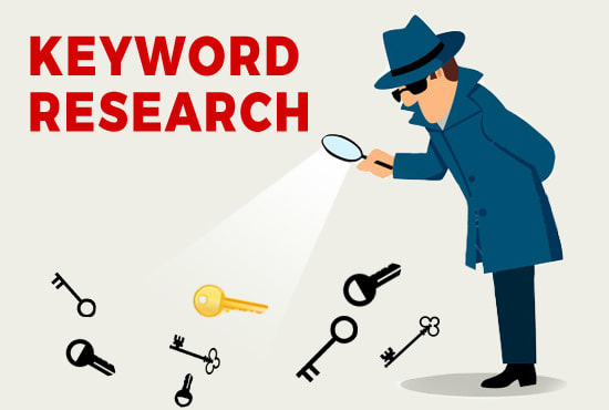 Seo Competitor Analysis,  Keyword Research