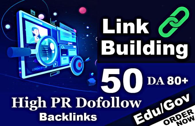 best usa pr9, edu dofollow seo profile backlinks service link building