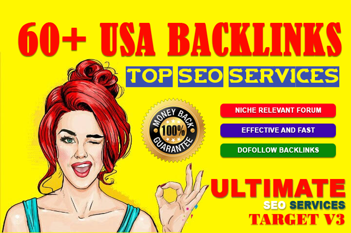 Boost your Rank With 60 Dofollow SEO Backlinks