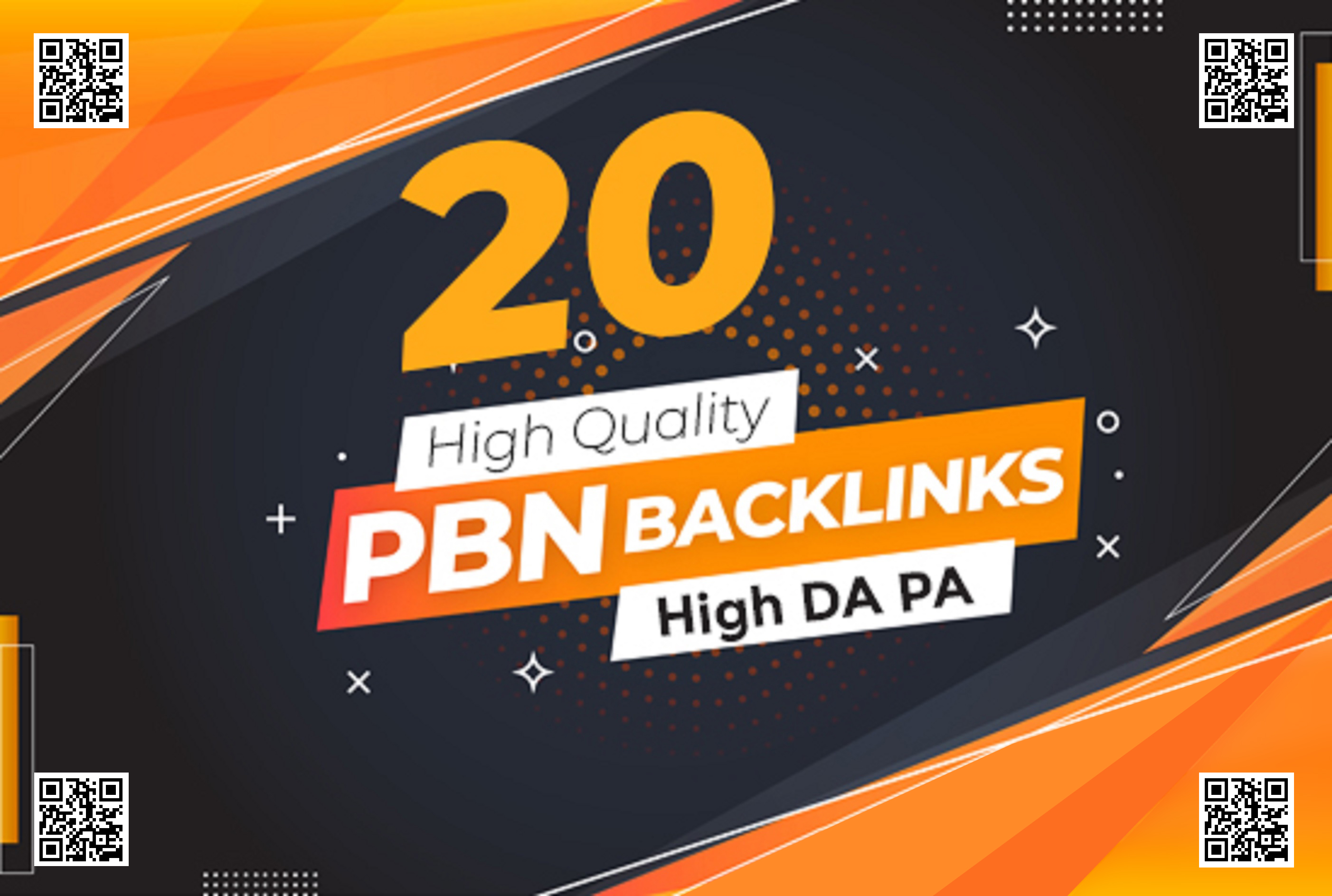 Manual 20 High Quality PBN Backlinks-High DA-High PA