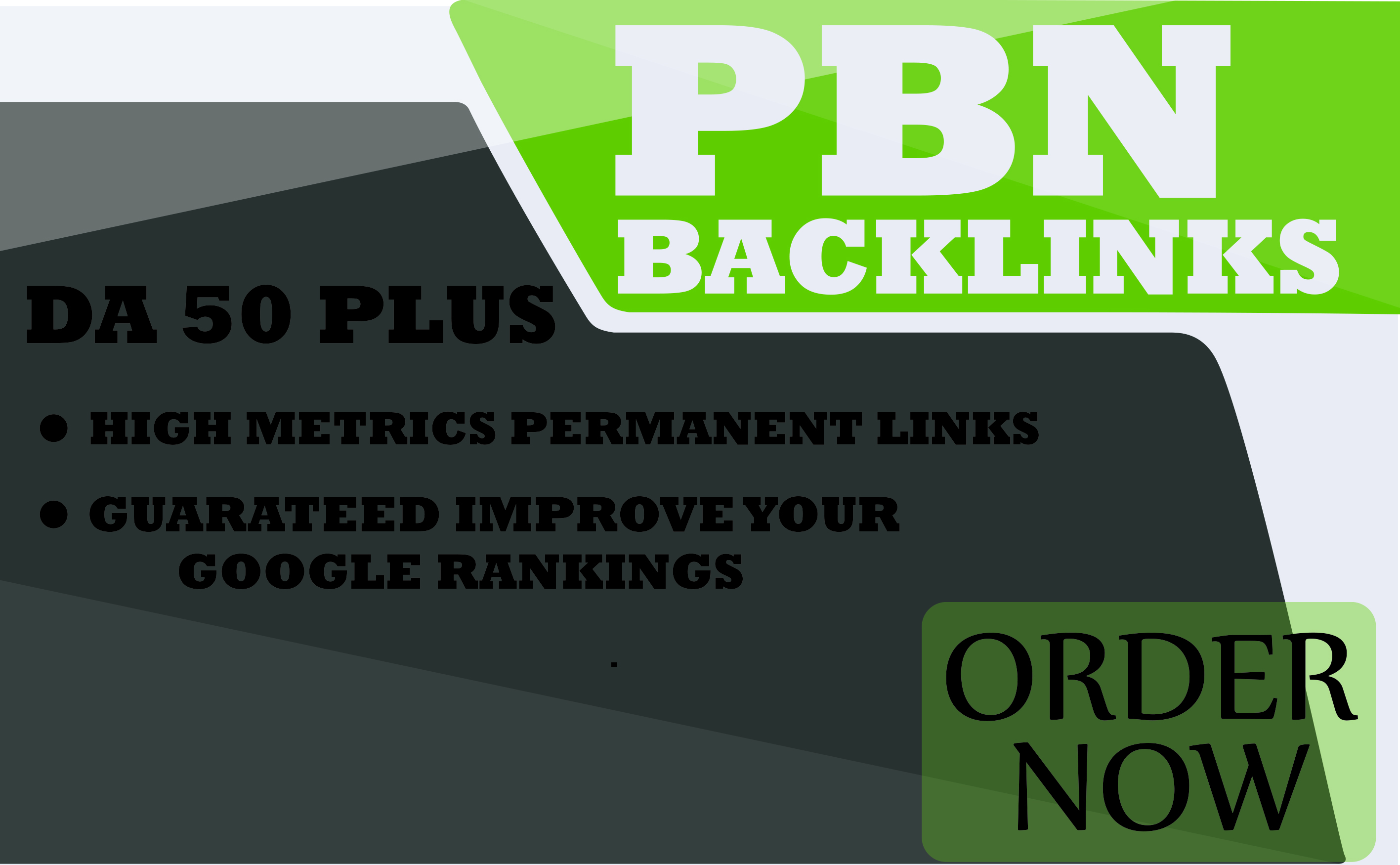 10 powerful DA 50 plus homepage PBN backlinks with unique content