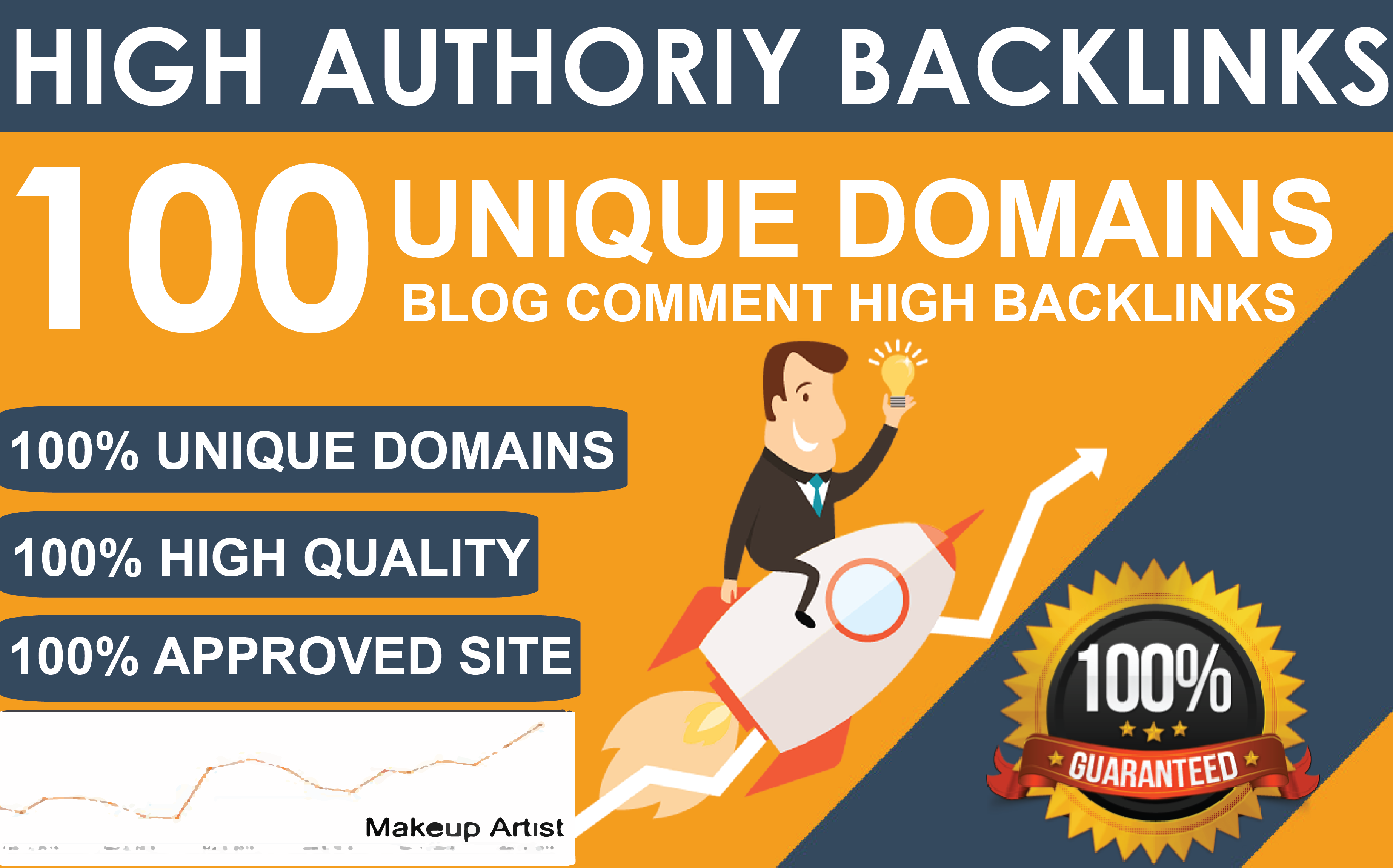 I will Create 100 Unique Dofollow Blog Comments On Actual Page