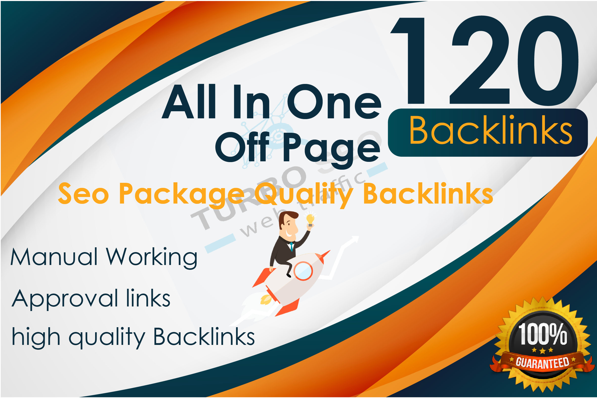 All In One Off Page Seo Package Get 120 Quality Backlinks High DA