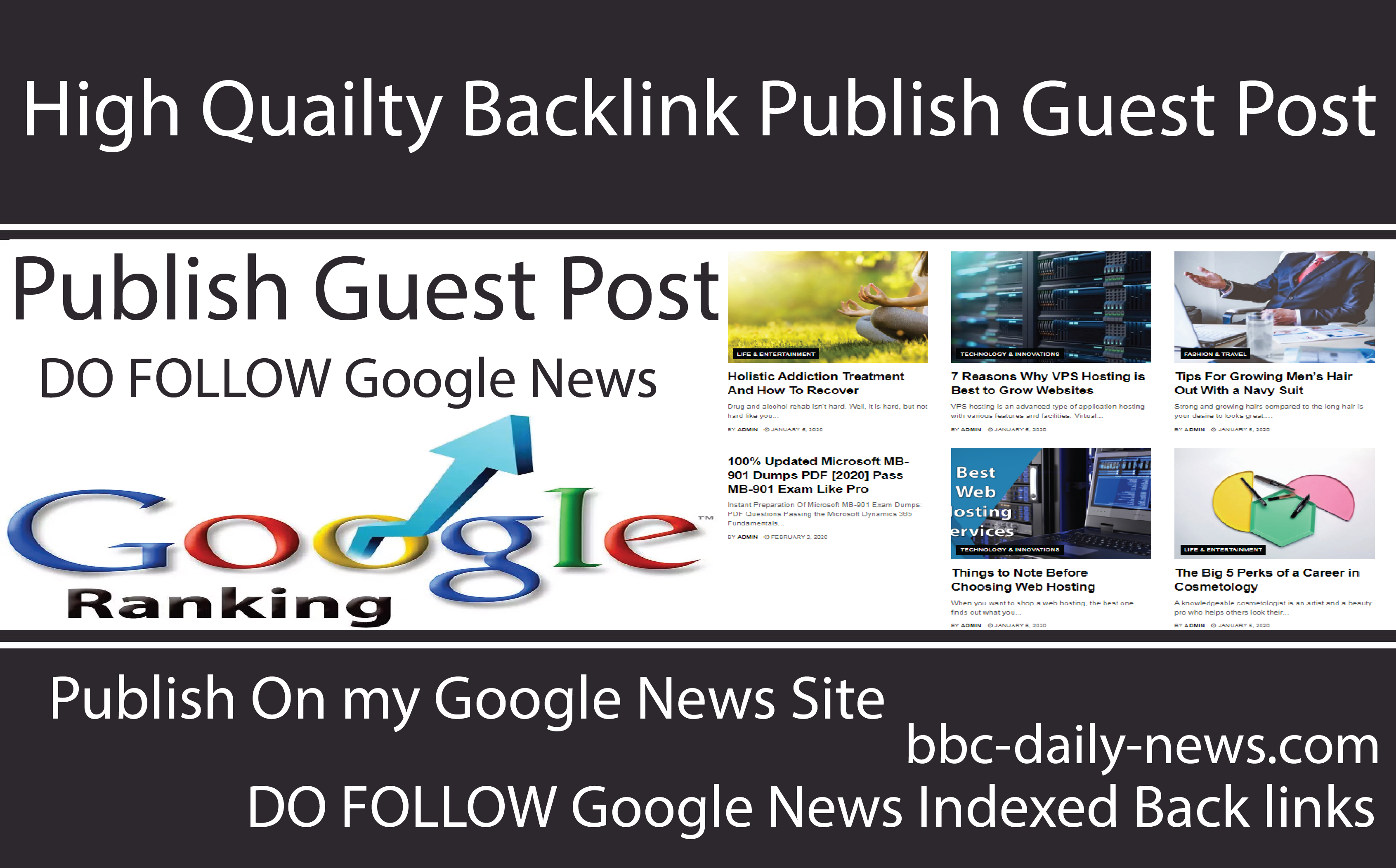 will provide guest post publish on my Google news site
