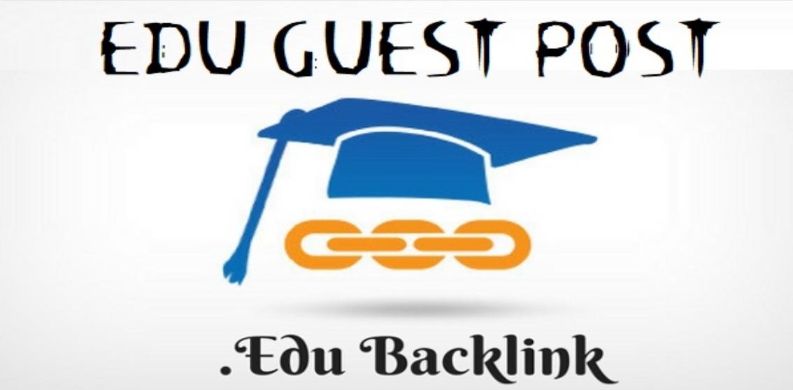 Write & publish A guest p0st on EDU Blog DA90 with D0f0ll0w