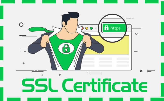 I will install ssl certificate https on your webserver