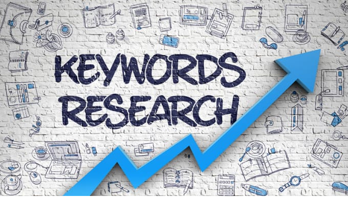 do in depth keyword research for SEO strategy