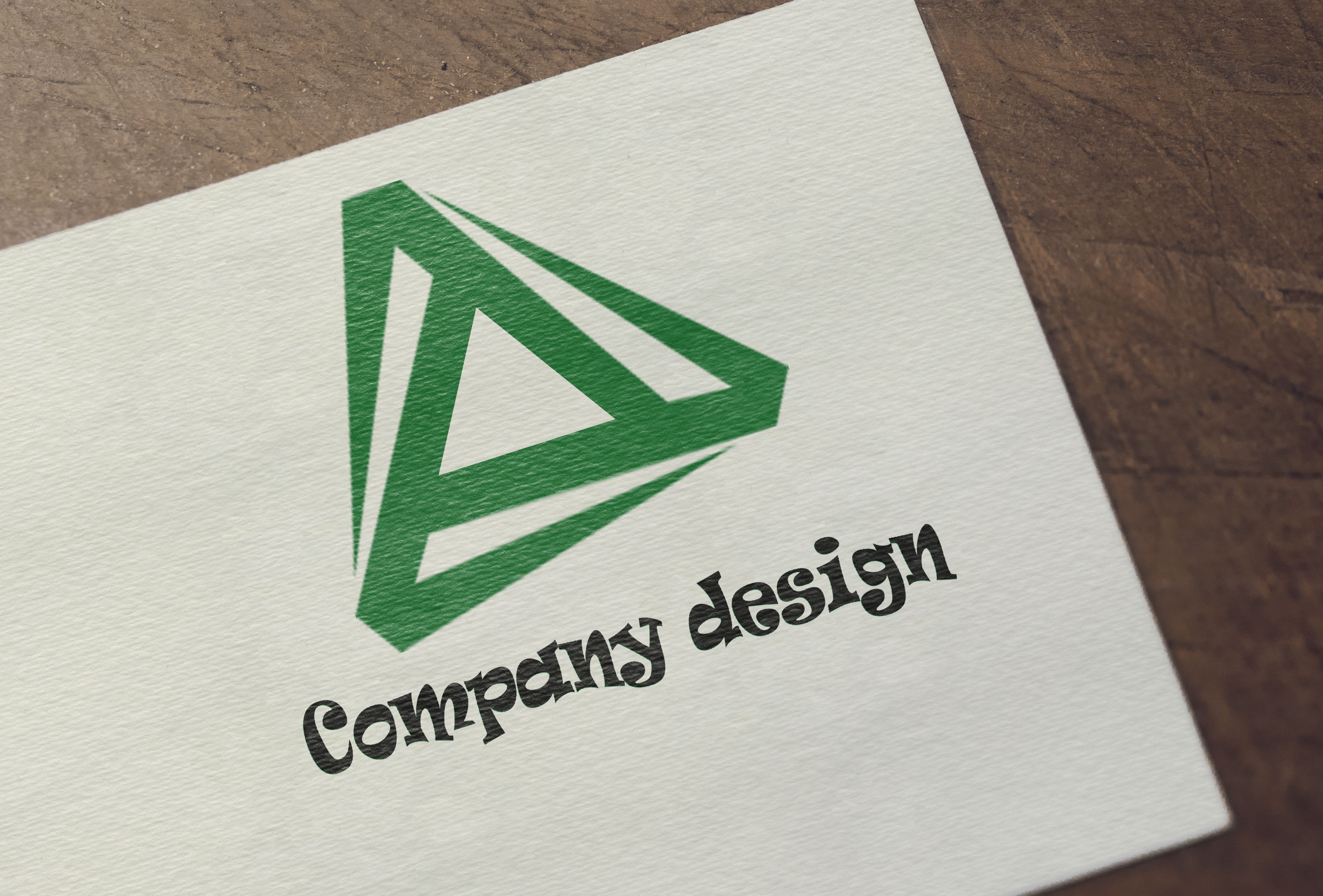 Professional logo design for company websiet.